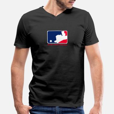 Magic Major League Hoofball - Men's V-Neck T-Shirt