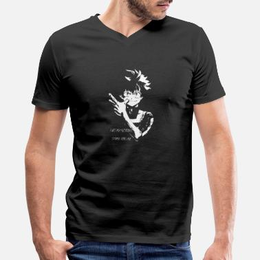 Hero Deku - Men's V-Neck T-Shirt