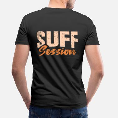 Suff Suff Session - Drinking Party Celebrations - Men's V-Neck T-Shirt