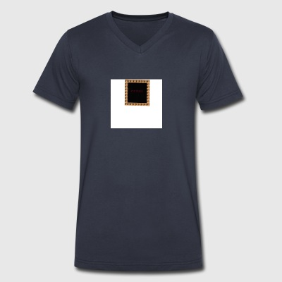 image - Men's V-Neck T-Shirt by Canvas