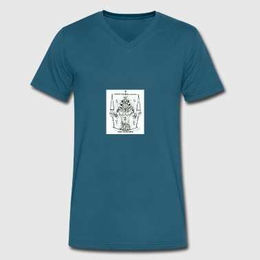 Zodiac signs - Men's V-Neck T-Shirt by Canvas