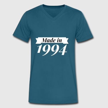 Made In 1994 Made in 1994 - Men's V-Neck T-Shirt by Canvas