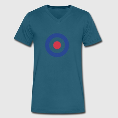 RAF The Who - Men's V-Neck T-Shirt by Canvas