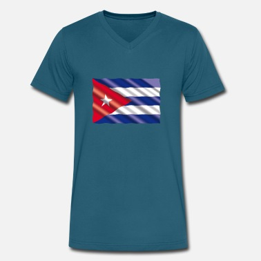 Cuba Kids cuba - Men's V-Neck T-Shirt