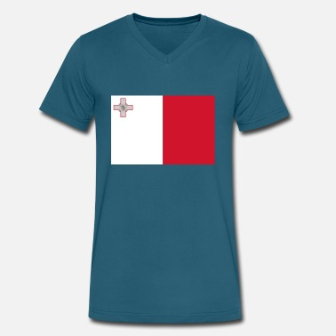 Komeland malta - Men's V-Neck T-Shirt
