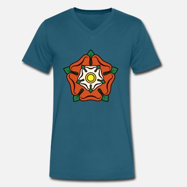 Tudors Tudor Rose - Men's V-Neck T-Shirt