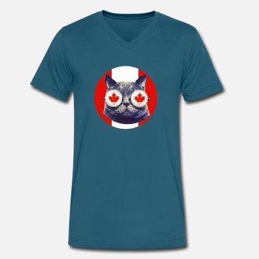 619318547 Canada Pride | Canadian Maple Leaf Unisex T-shirt - Men's