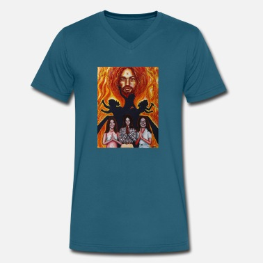 Angels Charlie's Angels - Men's V-Neck T-Shirt
