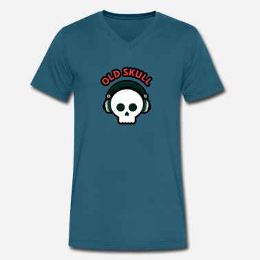 Old Skull Old Skull - Men's V-Neck T-Shirt