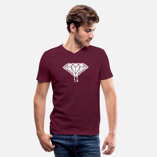 56ad37392 Diamond Universe-Gift-hipster-galaxy-trend-cool Men's V-Neck T-Shirt ...