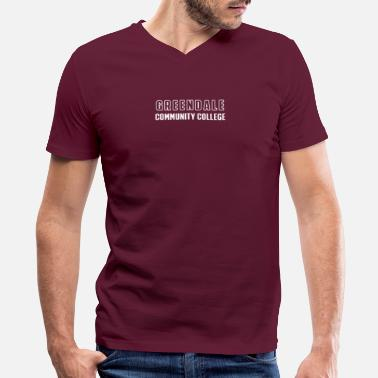 Greendale Community - Men's V-Neck T-Shirt