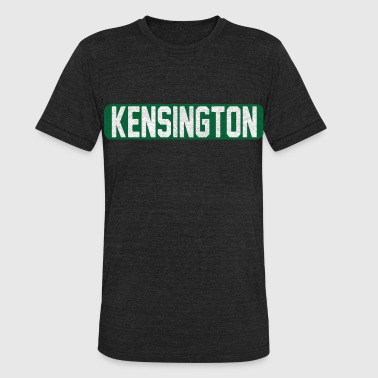 Kensington San Diego California Cool - Unisex Tri-Blend T-Shirt