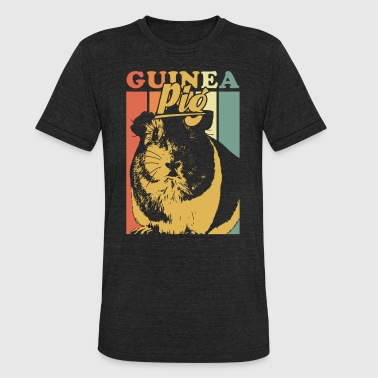For Guinea Pigs Guinea pig - Unisex Tri-Blend T-Shirt