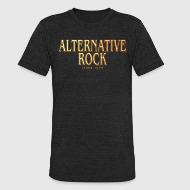 Alternative Rock Alternative Rock T-Shirt - Since 1978 - Unisex Tri-Blend T-Shirt