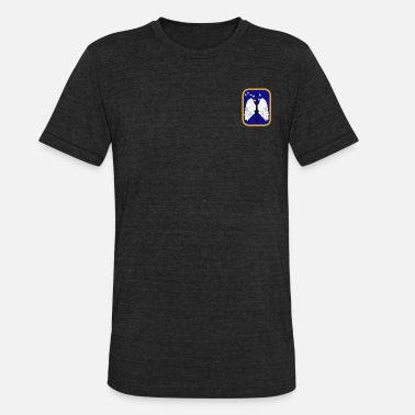 Insignia Patch 16th CAB Patch - Unisex Tri-Blend T-Shirt