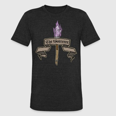 The Sorcerer - Unisex Tri-Blend T-Shirt