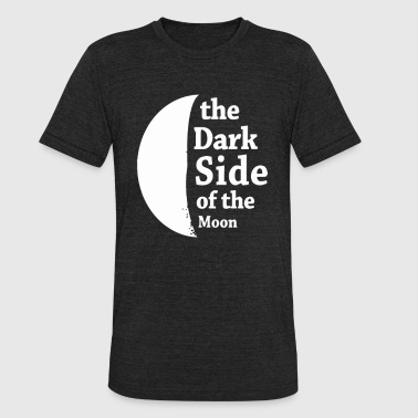 Dark Side of the Moon - Unisex Tri-Blend T-Shirt