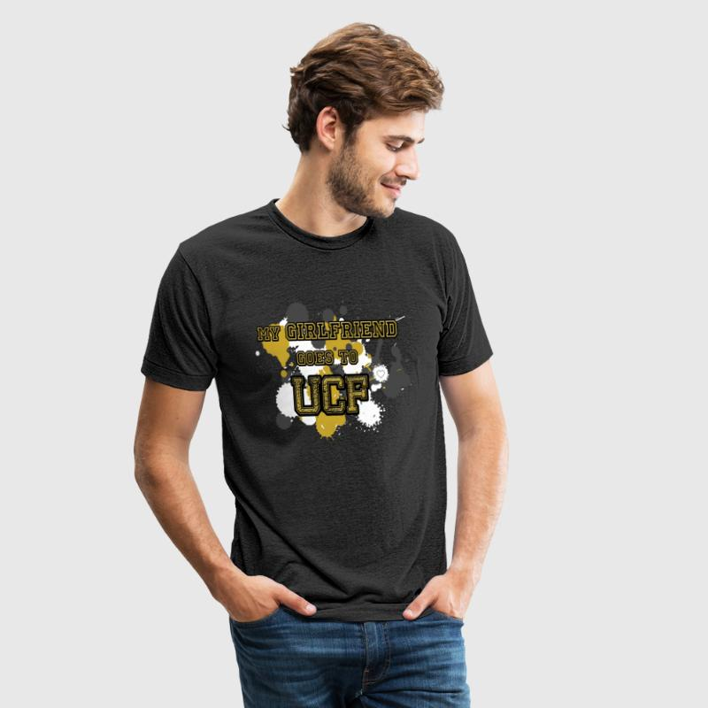 UCF Girlfriend - Unisex Tri-Blend T-Shirt