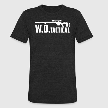 New TACTICAL - Unisex Tri-Blend T-Shirt