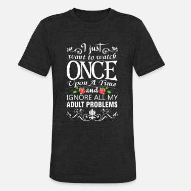 Killian Jones Watch ouat! - Unisex Tri-Blend T-Shirt