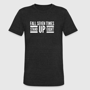 Stand up - Unisex Tri-Blend T-Shirt