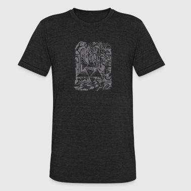 Surrealism - Unisex Tri-Blend T-Shirt