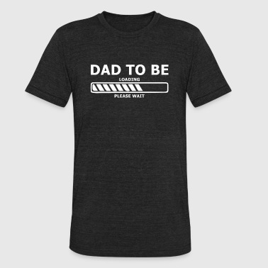 Pregnancy - Mens Dad To Be Expecting Dad Gift Pr - Unisex Tri-Blend T-Shirt