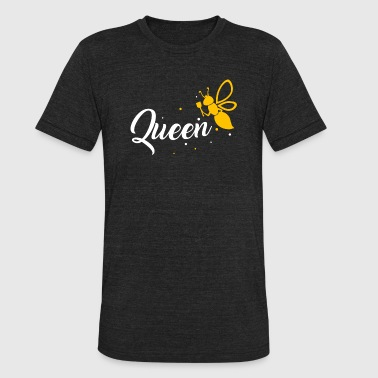 Queen Bee Apparel - Unisex Tri-Blend T-Shirt