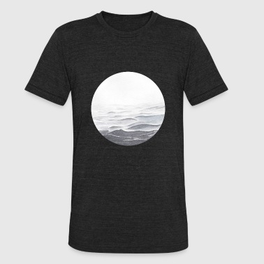 Waves - Unisex Tri-Blend T-Shirt