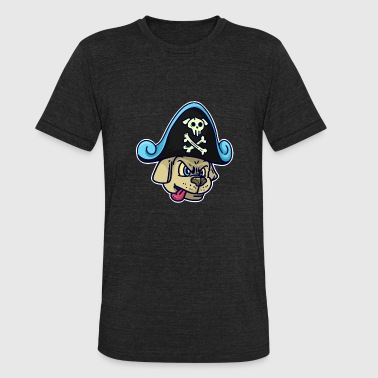 Pirate, pirate, pirate ship - Unisex Tri-Blend T-Shirt