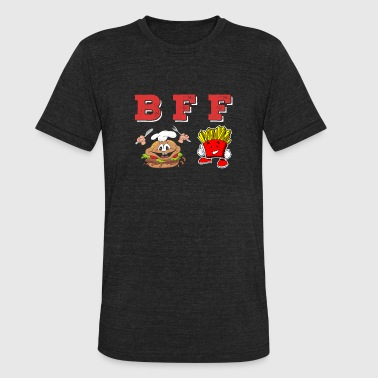 For Bff BFF - Unisex Tri-Blend T-Shirt