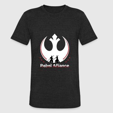 Rebel Alliance Star Wars Rebel Alliance - Unisex Tri-Blend T-Shirt
