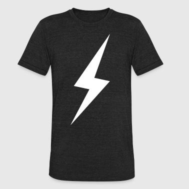 Lighting Bolts Bolt - Unisex Tri-Blend T-Shirt