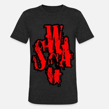 a5898dc1e67 Gucci Swag Grunge SWAG - Unisex Tri-Blend T-Shirt