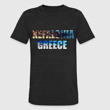 Orphanage Kefalonia Greece - Unisex Tri-Blend T-Shirt