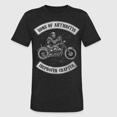 Sons of Arthritis Iboprofen chapter - Unisex Tri-Blend T-Shirt
