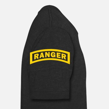 Fbi Seal Ranger - Unisex Tri-Blend T-Shirt