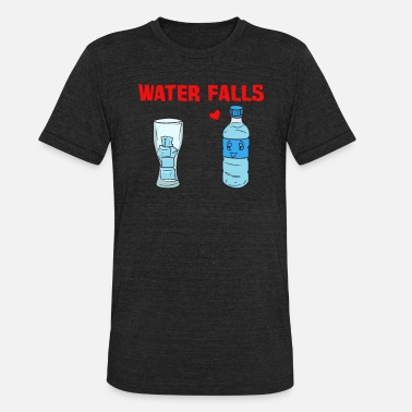 Waters Water - Unisex Tri-Blend T-Shirt