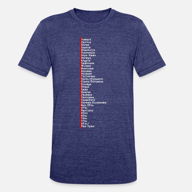 Alexandria City Shamrock Tri-Blend T-Shirt