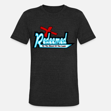 Redeemed Redeemed - Unisex Tri-Blend T-Shirt