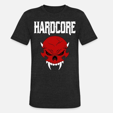 Hardcor Hardcore - Unisex Tri-Blend T-Shirt
