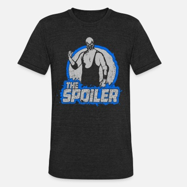 Spoiler The Spoiler - Unisex Tri-Blend T-Shirt