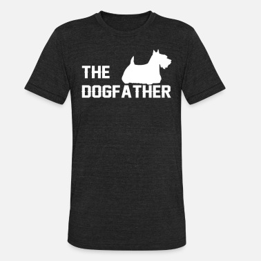The Dog Father The dog father - Unisex Tri-Blend T-Shirt