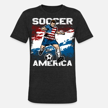 new style 70c61 f721a Shop America Soccer T-Shirts online | Spreadshirt
