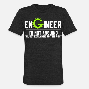 b1eceffa Gear Engineer Gear Engineer - Unisex Tri-Blend T-Shirt