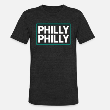 Philadelphia City Philly Phillies Philly Philly - Unisex Tri-Blend T-Shirt
