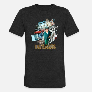 Fbgm Shindy Dreams - Unisex Tri-Blend T-Shirt