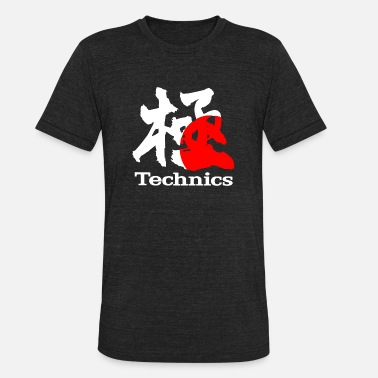 TECHNICS IN JAPAN - Unisex Tri-Blend T-Shirt