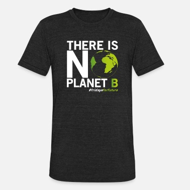 Fridays for Future - Unisex Tri-Blend T-Shirt