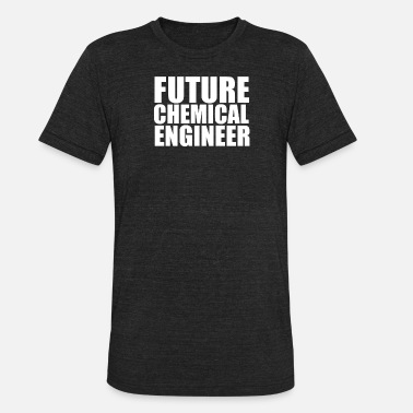 Graduate Engineering Future Chemical Engineer Engineering College Graduate Graduation - Unisex Tri-Blend T-Shirt